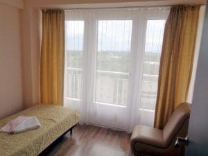 1-местный улучшенный (однокомнатный), Дом отдыха Питиус в Пицунде, Абхазия