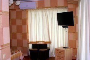 Люкс улучшенный, Дом отдыха Питиус в Пицунде, Абхазия