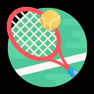Большой Теннис, Дом отдыха Питиус в Пицунде, Абхазия