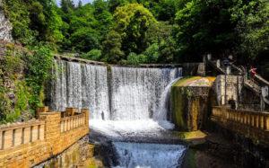 Экскурсия на Ново-Афонский водопад от Дома отдыха Питиус в Пицунде, Абхазия