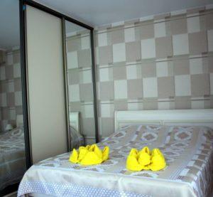 Номер люкс, Дом отдыха Питиус в Пицунде, Абхазия