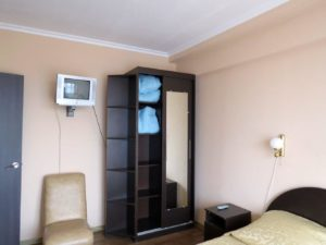 2-местный улучшенный (однокомнатный), Дом отдыха Питиус в Пицунде, Абхазия