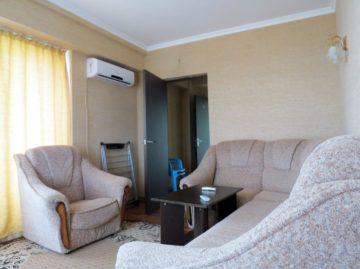 Люкс улучшенный (двухкомнатный), Дом отдыха Питиус в Пицунде, Абхазия